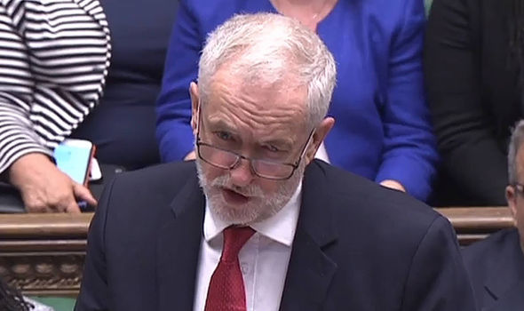 Corbyn's whips instructed MPs to abstain from the vote