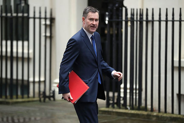 David Gauke said there 'would be a disaster' if Labour won the election