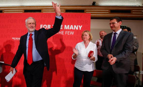 Election 2017 Labour Jeremy Corbyn