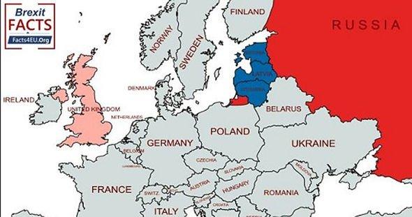 Fact4EU's map