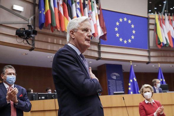 Michel Barnier, former European Brexit negotiator