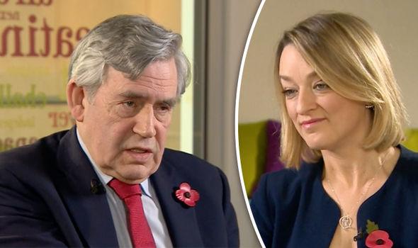 Gordon Brown-newsnight
