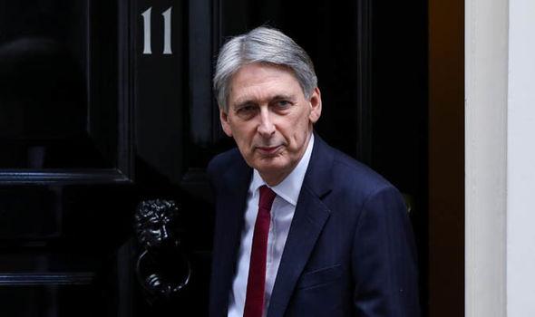 Hammond  Brexit news: EU warned no deal will cost bloc £500 BILLION | Politics | News Hammond 1193556