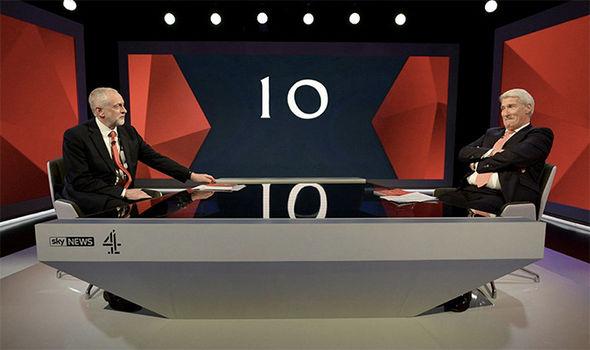 Jeremy Corbyn quizzed by Jeremy Paxman