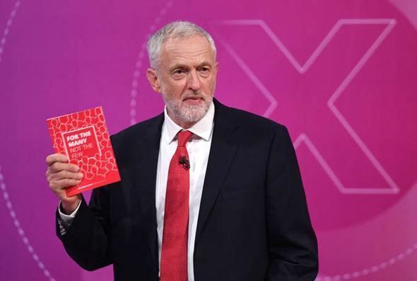 Mr Corbyn ISIS