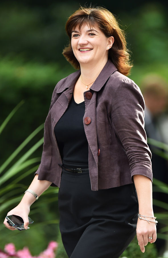 Pupils MUST Be Taught Britain Is Christian Country Urges Nicky Morgan Politics News