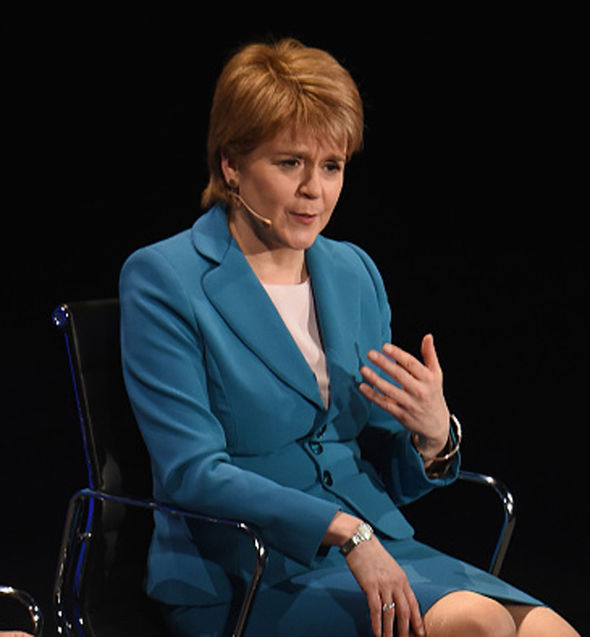 Nicola said she would expect 'all sorts of talks' with Jeremy if Tories lose in the election
