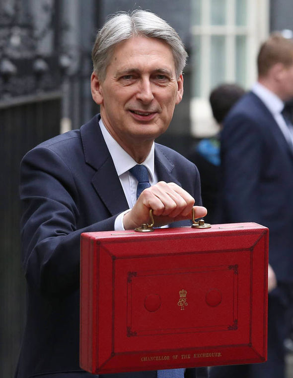 Philip Hammond   Jacob Rees-Mogg takes sensational swipe against Brexit scaremongers | Politics | News Philip Hammond budget 1127981