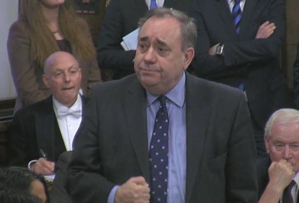 Alex Salmond says the speedy invitation is