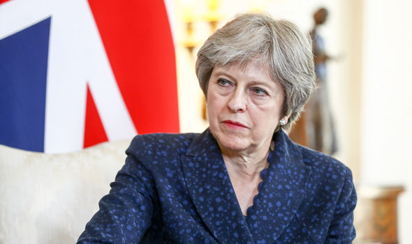 Theresa May  Brexit LIVE: Parliament VOTES DOWN Dominic Grieve's amendment, Lords REJECTED   Politics   News Theresa May 1388067