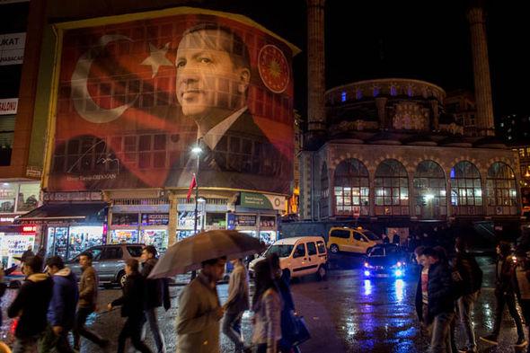 Erdogan nationalism in Turkey