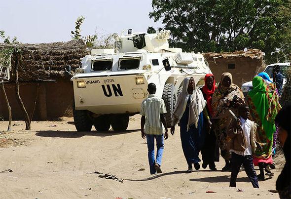 UN aid