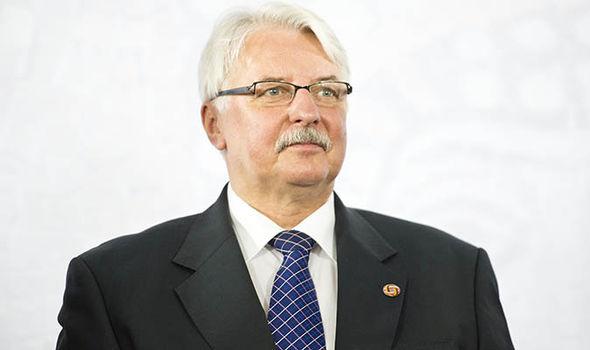 Witold Waszczykowski opposes EU Superstate