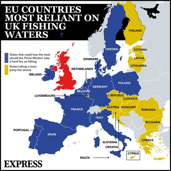 brexit fishing eu uk