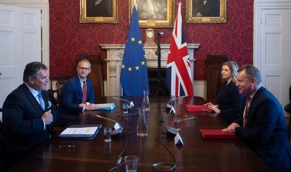 brexit uk eu talks