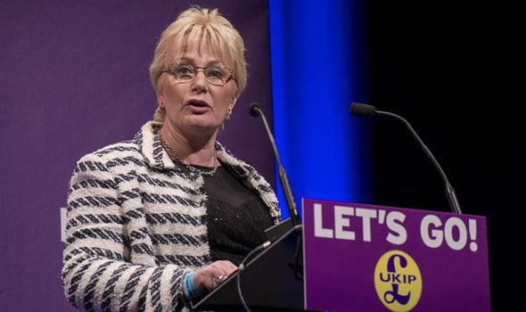 UKIP's Jane Collins