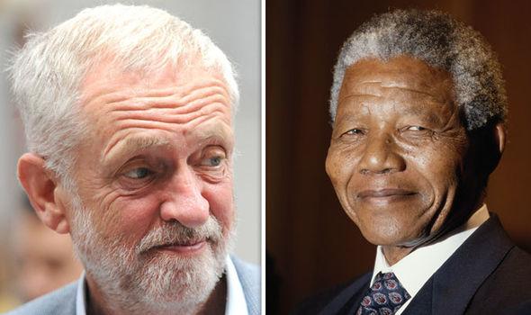 nelson mandela  Jeremy Corbyn faces investigation over 'undeclared' Tunisia trip amid wreath laying row | Politics | News nelson mandela 1460958