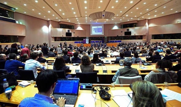 The conference at the EU Parliament