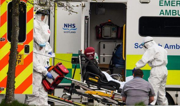 scotland covid pandemic