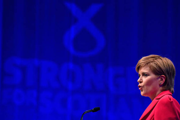 Nicola Sturgeon speech before Brexit vote