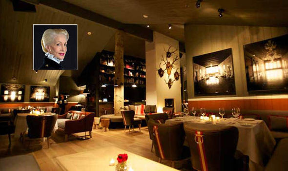 Casa Tua review Sumptuous dining in spectacular surroundings  Food  Life  Style  Expresscouk