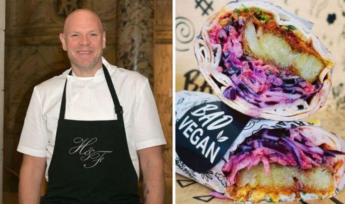 Tom Kerridge's new restaurant sparks vegan fury - 'at best confusing'
