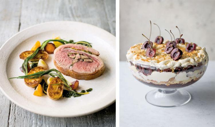 Cook Like A Masterchef Recipes By Tv Chef Monica Galetti