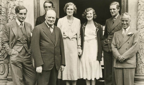 Image result for clementine churchill
