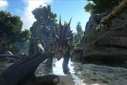 ARK Survival Evolved PS4 update Studio Wildcard Xbox One