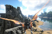 ARK Survival Evolved PS4 Studio Wildcard Xbox One Steam PC servers