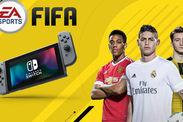Nintendo Switch games list FIFA 18 custom Xbox 360 PS3