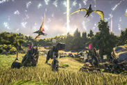 ARK Survival Evolved PS4 1.10 Studio Wildcard update Xbox One