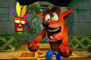Crash Bandicoot PS4 Trilogy N Sane release date voice actor Coco