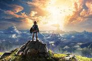 Zelda Breath of The Wild Wii U Nintendo Switch
