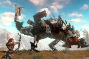 Horizon Zero Dawn 1.10 update Guerilla Games PS4 patch