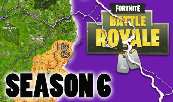 Fortnite Season 6 Teaser 2 REVEALED Epic Games Posts Second Battle Royale Update Gaming