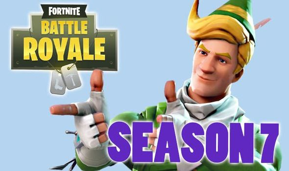 Fortnite Season 7 TEASER Epic Games Drops New Battle