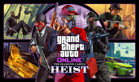 GTA 5 replace time newest as Rockstar reveal early On line casino Heist patch information 1216096 1