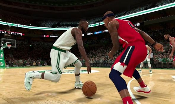 NBA 2K20 replace as we speak: New patch notes information for PS4 and Xbox One. 1216475 1