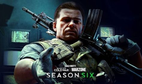 Call of Duty Cold War Season 6 release time, date, Battle Pass and S6 update patch notes