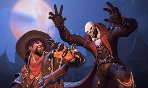 Overwatch Halloween 2021 release date, event time and Terror skins COUNTDOWN