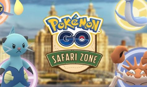 Pokemon Go Safari Zone dates, times, tickets and how to take part from anywhere