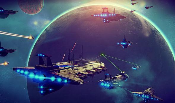 No Man's Sky Update Hello Games news Shield TV Nvidia