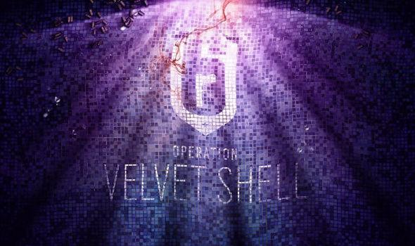 Rainbow Six Siege PS4 Velvet Shell Xbox One 2017