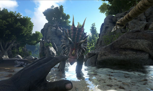 ARK Survival Evolved PS4 update Xbox One PC release date Studio Wildcard