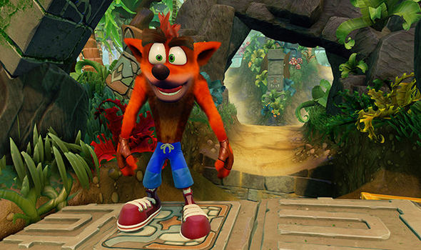 Crash Bandicoot N Sane Trilogy release date LEAK PS4