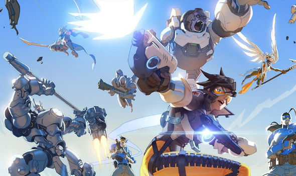 Overwatch update 2.04 PS4 Blizzard