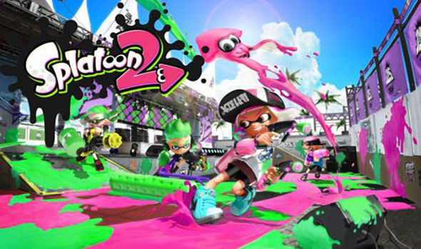 Nintendo Switch games news Splatoon 2 open beta dates times release date demo