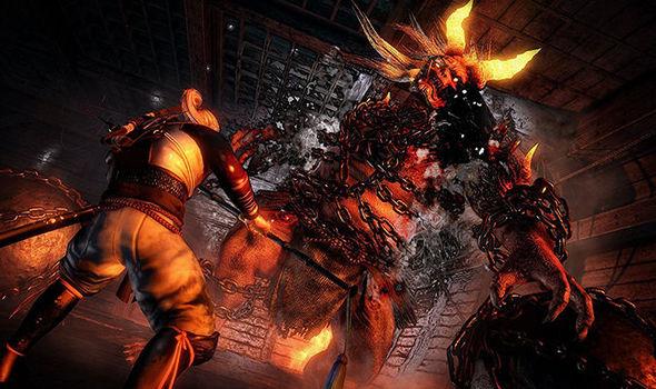 Nioh review PS4 PC gameplay Dark Souls