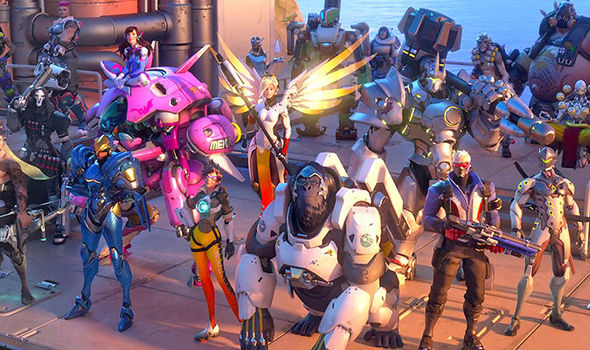 Overwatch news Blizzard update hackers Doomfist